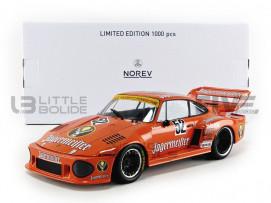 PORSCHE 935 JAGERMEISTER - DRM ZOLDER 1977