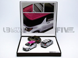 CITROEN COFFRET 3 DS3 - COLLECTION 2012