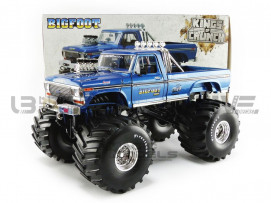 FORD F 250 MONSTER TRUCK - KING OF CRUNCH 1979