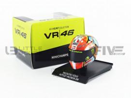 AGV CASQUE - MOTO GP VALENCIA 2011