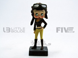 FIGURINES BETTY BOOP - AVIATRICE