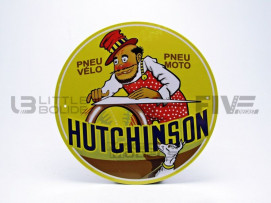 PLAQUE METAL HUTCHINSON