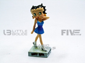 FIGURINES BETTY BOOP - PATINEUSE ARTISTIQUE