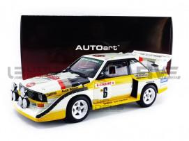 AUDI QUATTRO S1 - MONTE CARLO 1986
