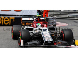 ALFA-ROMEO C38 - MONACO GP 2019