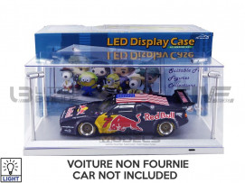 BOITE-VITRINE SHOW-CASE 1/18TH - LED