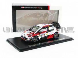 TOYOTA YARIS WRC - WINNER GP ARGENTINE