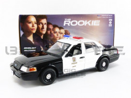 FORD CROWN VICTORIA LADP - 2008 - THE ROOKIE