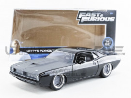 PLYMOUTH BARRACUDA - FAST AND FURIOUS - 1970