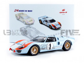 FORD GT 40 MK II - LE MANS 1966