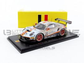 PORSCHE 911 GT3 R - WINNER SPA 2019 - DIRTY VERSION FINISH