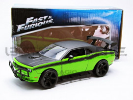 DODGE CHALLENGER OFF ROAD - FAST AND FURIOUS