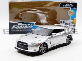 NISSAN GT-R (R35) - FAST AND FURIOUS