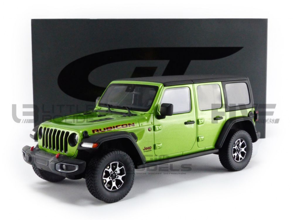 JEEP WRANGLER RUBICON - 2019