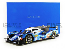 ALPINE A 460 NISSAN LMP2 - WORLD CHAMPION 2016