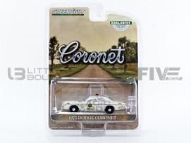 DODGE CORONET - HAZZARD COUNTY SHERIFF - 1975