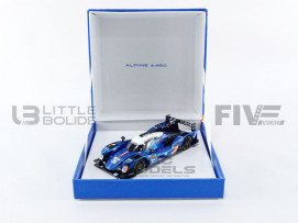 ALPINE A460 NISSAN LMP2 - WORLD CHAMPION LMP2 2016