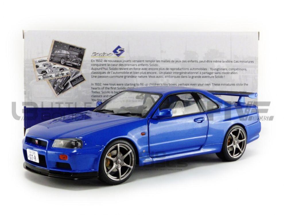 NISSAN SKYLINE GT-R (R34) - 1999