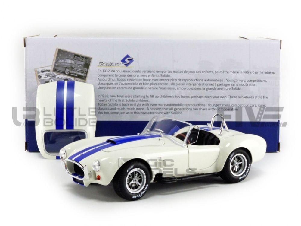 AC SHELBY COBRA 427 MK II - 1965
