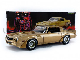 CHEVROLET CAMARO Z/28 1979 - TERMINATOR 2 JUDGMENT DAY