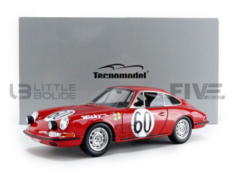 PORSCHE 911 S 1967 - LE MANS 1967