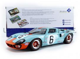 FORD GT40 MK1 - WINNER LE MANS 1969