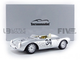 PORSCHE 550A RS - LE MANS 1957
