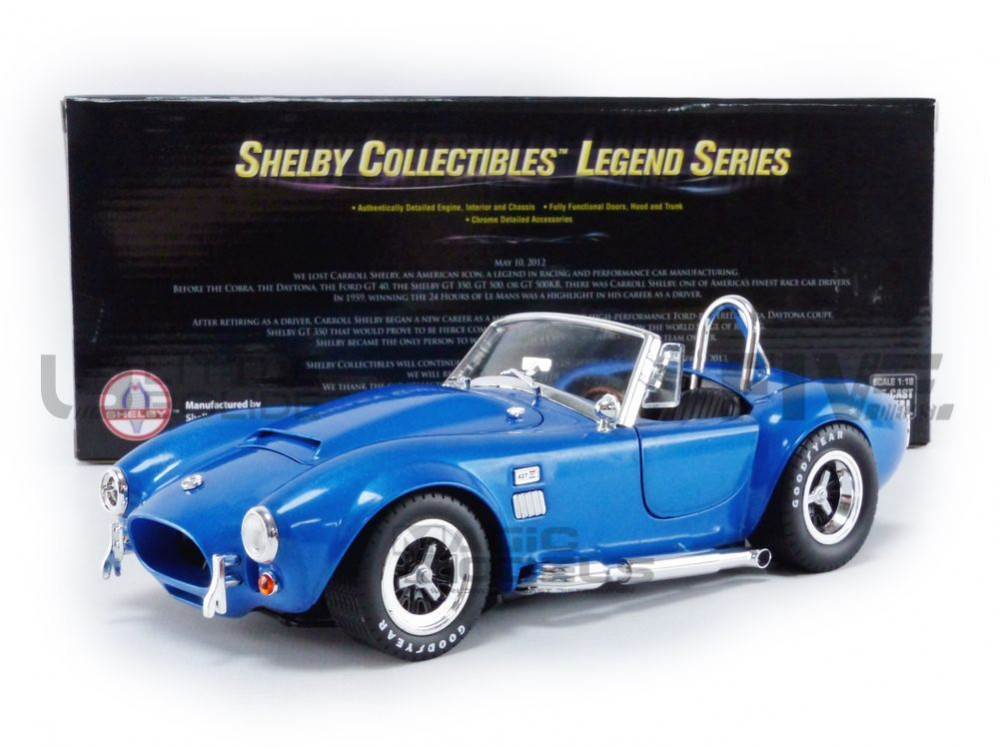 SHELBY COBRA 427 S/C - SUPER SNAKE - 1965
