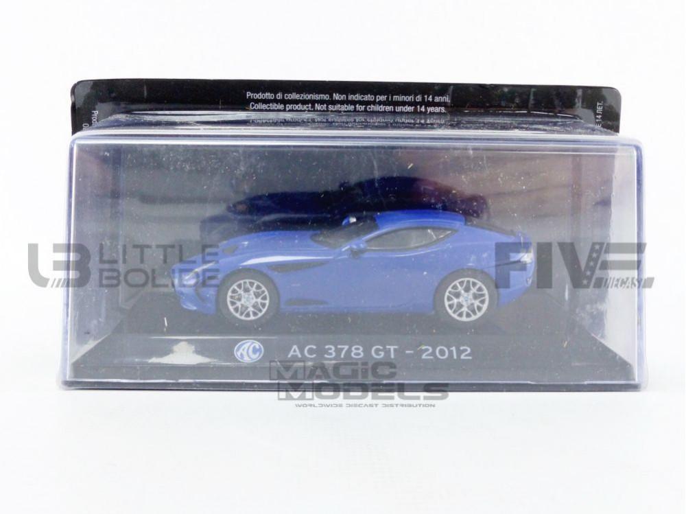 AC 378 GT ZAGATO - 2012