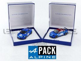 ALPINE PACK 2X A110 CELEBRATION - 2016