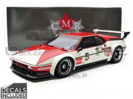 BMW M1 PROCAR - WINNER PROCAR SERIES 1979