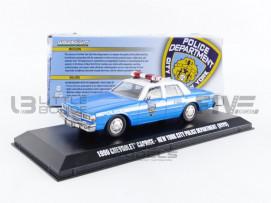 CHEVROLET CAPRICE NEW YORK CITY POLICE DEPT 1990