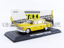 CHECKER TAXI SUNSHINE CAB COMPANY 1974