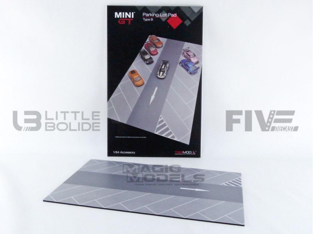 ACCESSOIRES TAPIS DE PARKING MINI - GT TYPE B 40 X 25 CM
