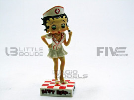 FIGURINES BETTY BOOP - INFIRMIERE