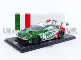 BENTLEY CONTINENTAL GT2 - MOTORSPORT ITALIAN GT 2018