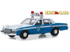 CHEVROLET CAPRICE WILMETTE ILLINOIS POLICE - 1986