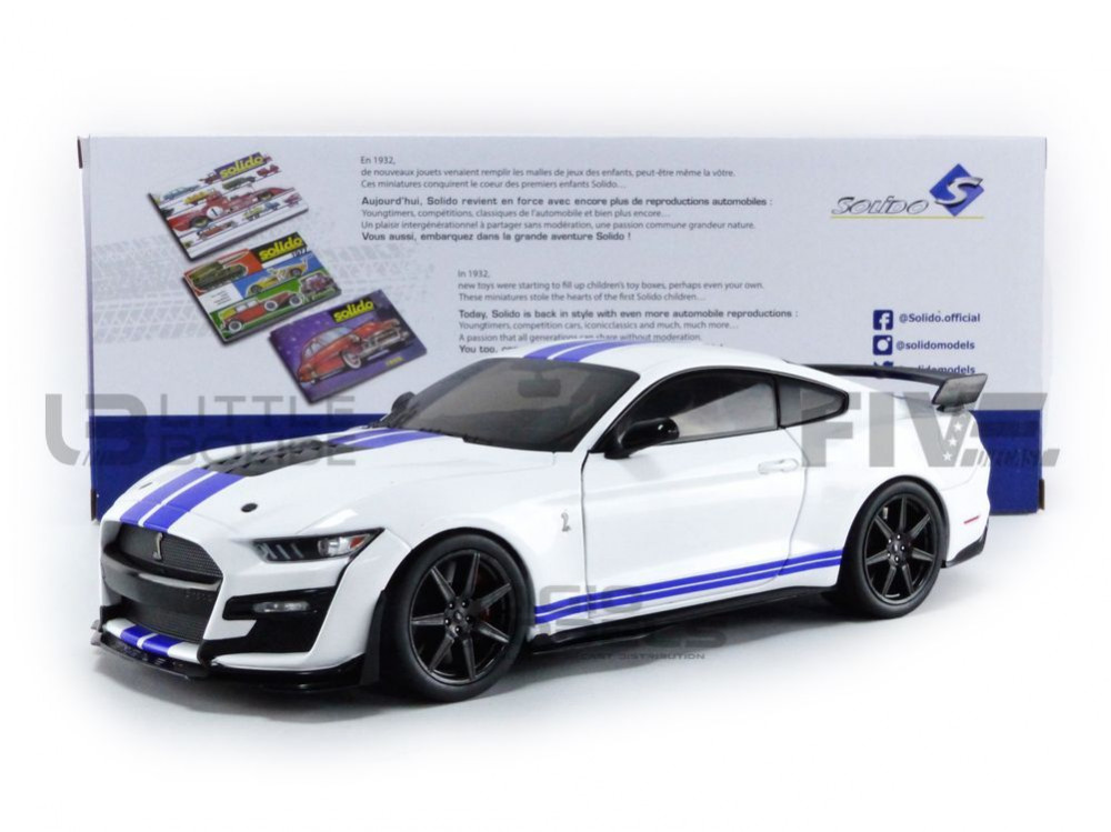 FORD MUSTANG GT500 - 2020