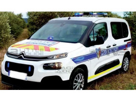CITROEN BERLINGO POLICE MUNICIPALE - 2020