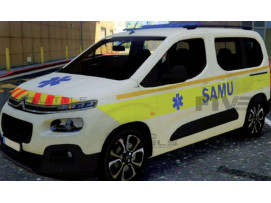 CITROEN BERLINGO SAMU - 2020