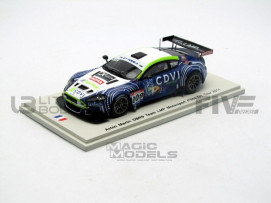 ASTON MARTIN DBR9 TEAM LMP MOTORSPORT - GT TOUR 2011