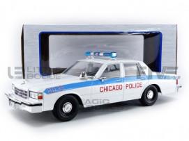 CHEVROLET CAPRICE - CHICAGO POLICE DEPARTMENT - 1987