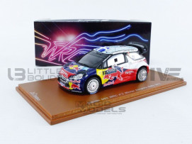 CITROEN DS3 WRC - WINNER ACROPOLIS 2011
