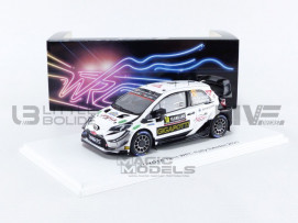 TOYOTA YARIS WRC - RALLYE SUEDE 2020