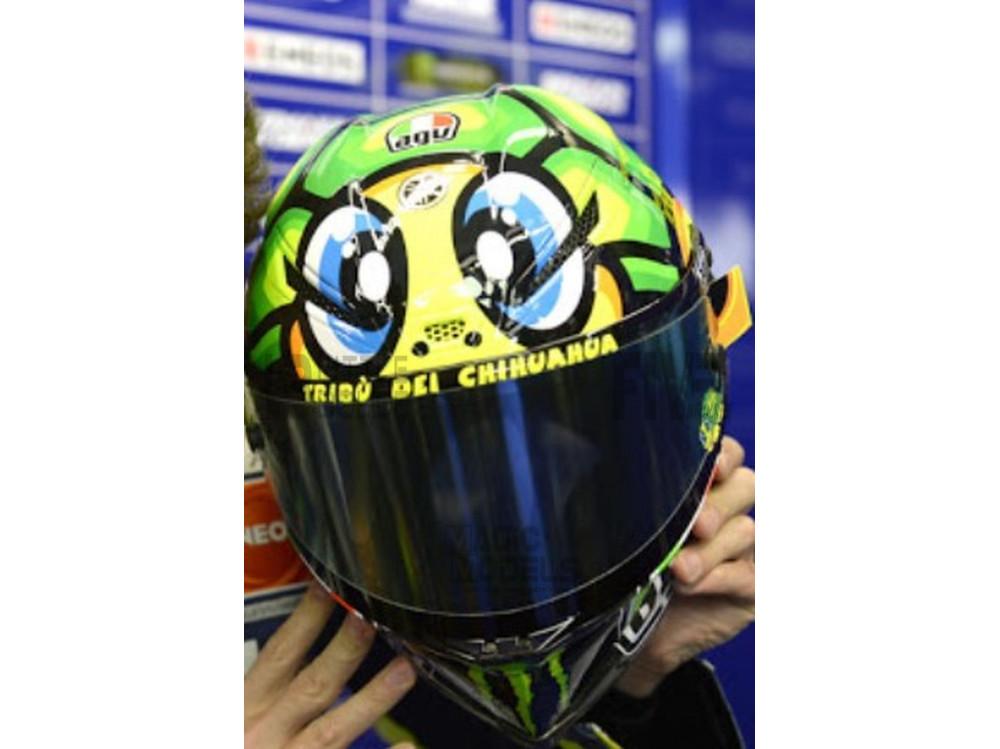 AGV CASQUE ROSSI - MOTO GP MUGELLO 2013