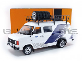 FORD TRANSIT MKII TEAM FORD + ROOF ACCESSORIES