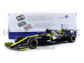 RENAULT SPORT F1 RS 20 - GRAND PRIX BRITISH 2020