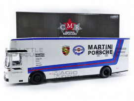 MERCEDES-BENZ TRANSPORTEUR O317 - MARTINI RACING MOTORSPORT