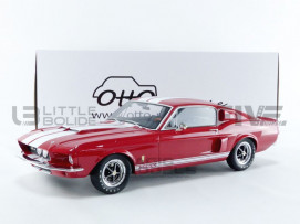 SHELBY GT500 FASTBACK - 1967