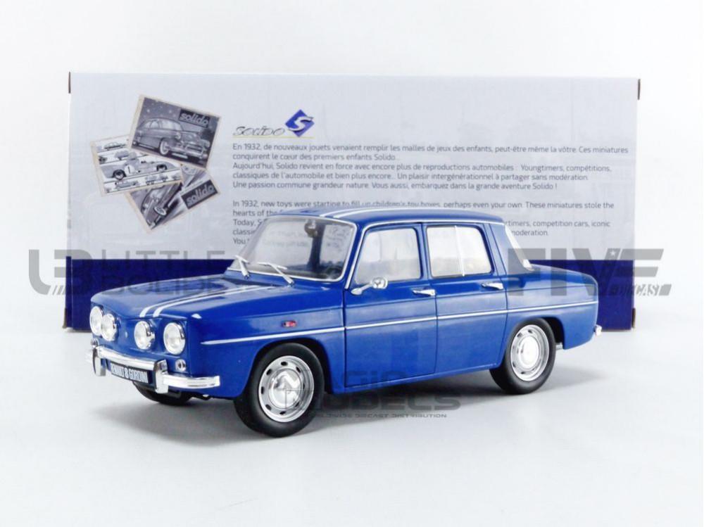 RENAULT 8 TS - 1967